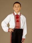 Вишитий костюм для хлопчика КХ 11-2