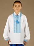 Вишитий костюм для хлопчика КХ 4-36
