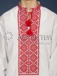 Вишита сорочка хрестиком ЧСВ 21-1