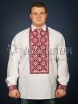 Вишита сорочка хрестиком ЧСВ 26-1