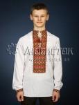 Вишита сорочка хрестиком ЧСВ 29-1