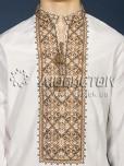 Вишита сорочка хрестиком ЧСВ 29-3
