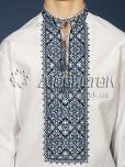 Вишита сорочка хрестиком ЧСВ 29-6