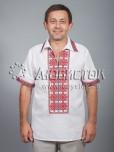 Вишита сорочка хрестиком ЧСВ 31-1