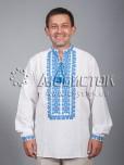 Вишита сорочка хрестиком ЧСВ 33-2
