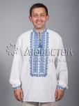 Вишита сорочка хрестиком ЧСВ 33-3