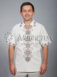 Вишита сорочка хрестиком ЧСВ 37-9