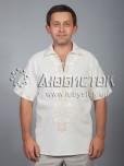 Вишита сорочка хрестиком ЧСВ 37-10