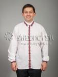 Вишита сорочка хрестиком ЧСВ 42-1