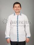 Вишита сорочка хрестиком ЧСВ 42-2