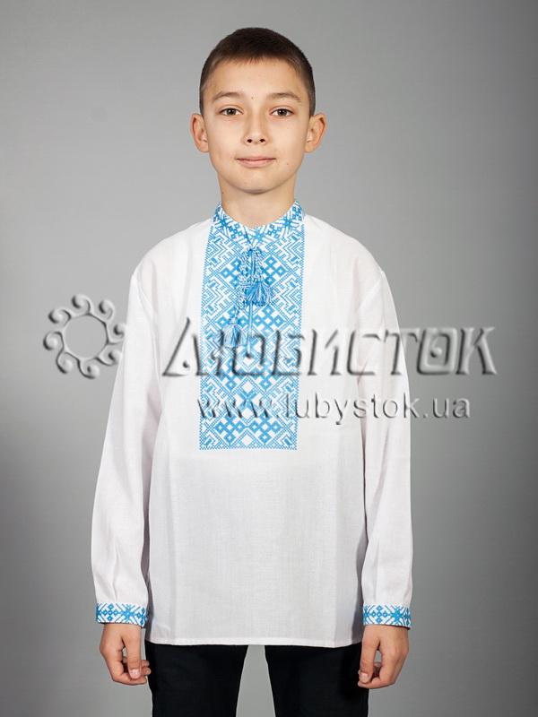 Вишита сорочка хрестиком ЧСВ 1-5-Д