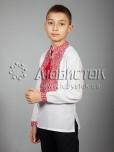 Вишита сорочка хрестиком ЧСВ 18-1-Д