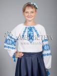Вишиванка для дівчинки ЖБВ 15-2