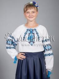 Вишита блуза ЖБВ 15-3