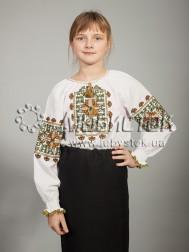 Вишита блуза ЖБВ 19-1