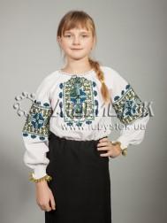 Вишита блуза ЖБВ 19-3