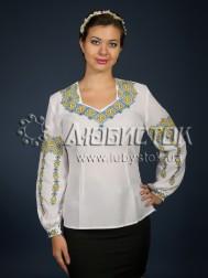 Вишиванка-блуза ЖБВ 2-1 68404fb9961b0