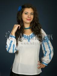 Вишиванка-блуза ЖБВ 2-5