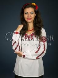 Вишиванка-блуза ЖБВ 3-1