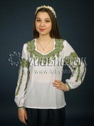 Вишиванка-блуза ЖБВ 3-5