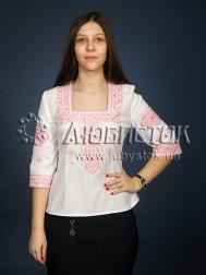 Вишиванка-блуза ЖБВ 4-5