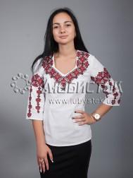 Вишиванка-блуза ЖБВ 5-1