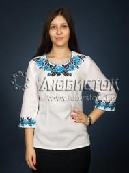 Вишиванка-блуза ЖБВ 6-2