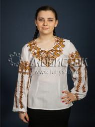 Вишиванка-блуза ЖБВ 8-3