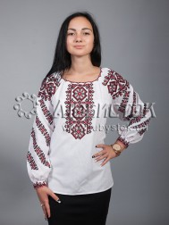 Вишиванка-блуза ЖБВ 9-1