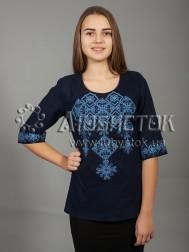Вишиванка-блуза ЖБВ 10-1