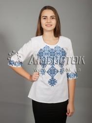 Вишиванка-блуза ЖБВ 10-4