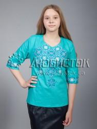 Вишиванка-блуза ЖБВ 10-8