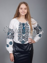 Вишиванка-блуза ЖБВ 11-1