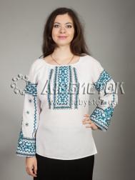 Вишиванка-блуза ЖБВ 16-3
