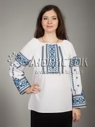 Вишиванка-блуза ЖБВ 16-4