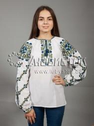 Вишиванка-блуза ЖБВ 18-4