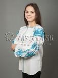 Вишиванка хрестиком жіноча ЖБВ 24-7
