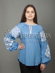 Вишиванка-блуза ЖБВ 28-3