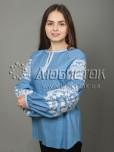 Вишиванка хрестиком для дівчинки ЖБВ 28-3