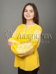 Вишиванка хрестиком для дівчинки ЖБВ 28-5