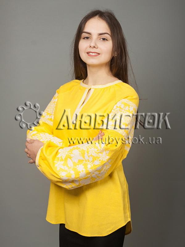 ... Вишиванка хрестиком для дівчинки ЖБВ 28-5 ... b9b219b801d3f