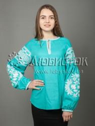 Вишиванка-блуза ЖБВ 28-6