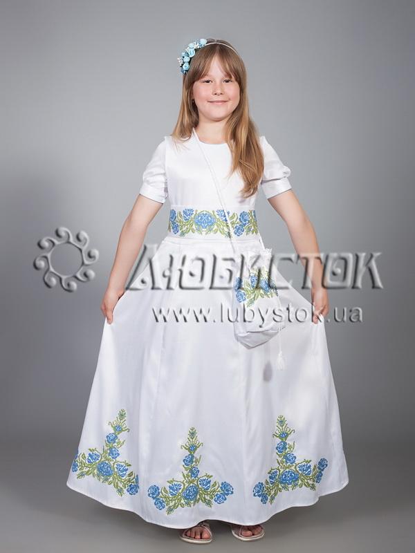 Вишиті плаття для дівчаток - дитячі вишиті сукні купити 12f1a0acd0a69