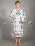 Вишита сукня для дівчинки ЖПВ 14-1