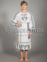 Вишите плаття ЖПВ 14-1