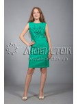 Вишита сукня хрестиком ЖПВ 17-5