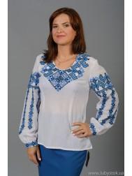 Вишиванка-блуза ЖБВ 8-4