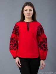 Вишиванка-блуза ЖБВ 28-1