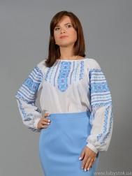 Вишиванка-блуза ЖБВ 34-3