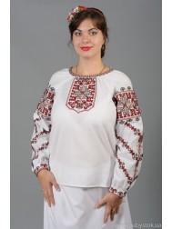 Вишиванка-блуза ЖБВ 35-2
